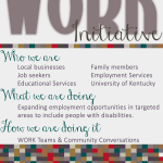 Click here to view the WORK Initiative Flyer